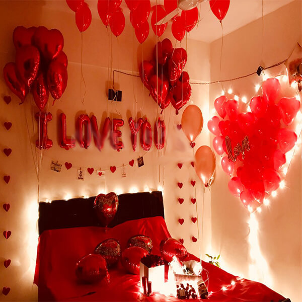 Room BALLOON DECORATION IN DELHI, NOIDA