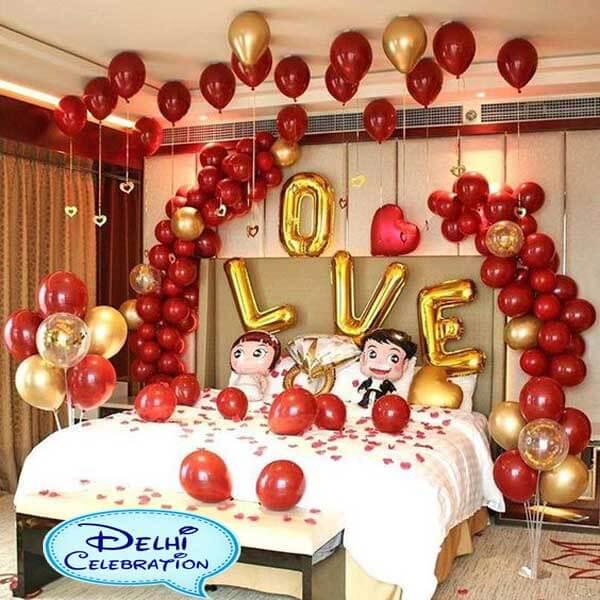 First Night Party Decoration in Delhi, Noida