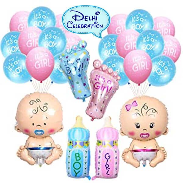 Newborn Baby Welcome Decoration in Delhi