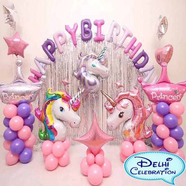 First Birthday Party in Delhi, Noida