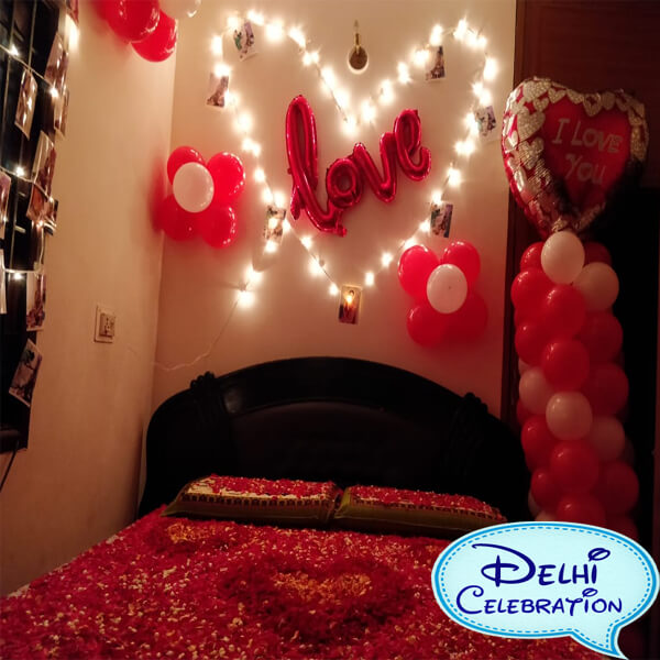 First Night Party Decoration in Bhiwadi