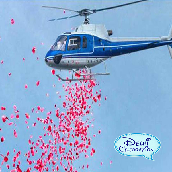 helicopter hire rental in Delhi