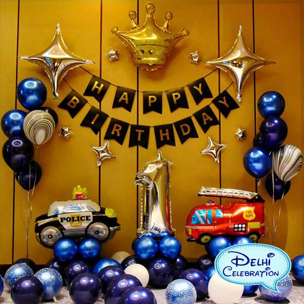 Boys Birthday Theme Party in Delhi, Noida