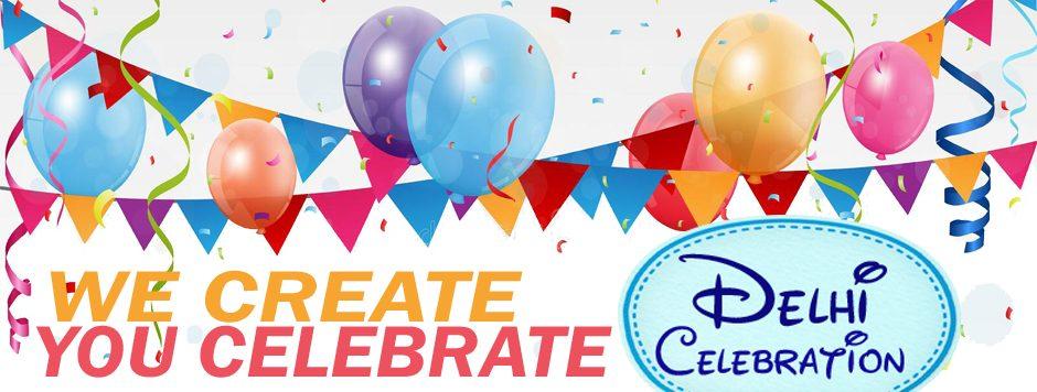 Birthday Party Decoration in Delhi NCR